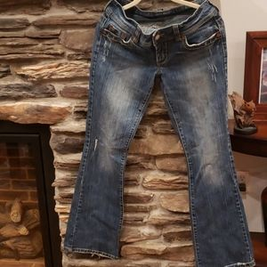 American eagle artist jeans